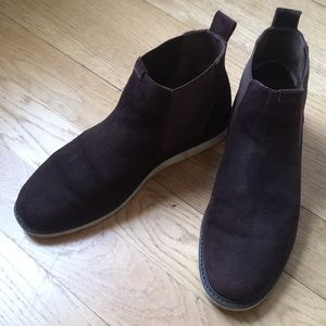 Clae Richards Vibram boots size 10